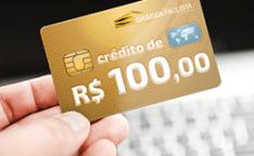 Como adquirir o crédito pré-pago da Gráfica Paulista?