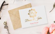 Por que investir nos Convites Hot Stamping da Gráfica Paulista Cartões?